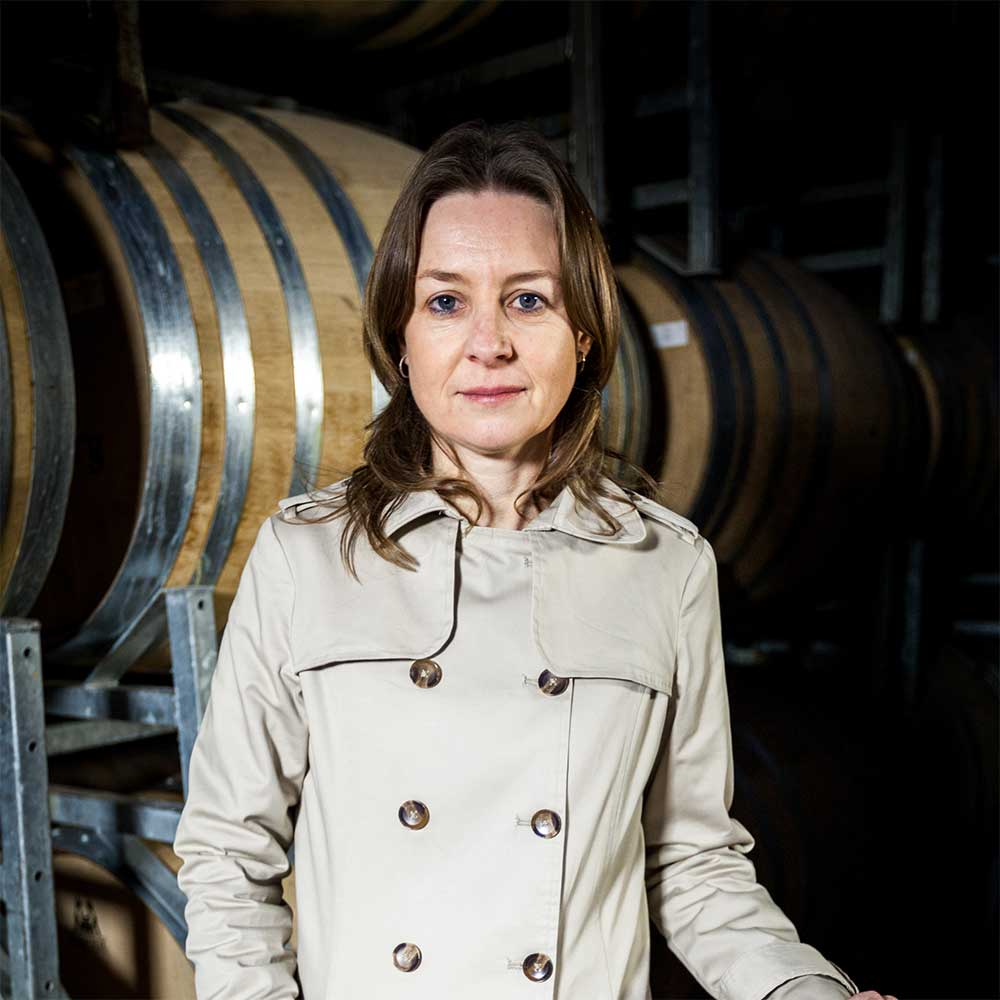 Andrea Freeborough - Winemaker