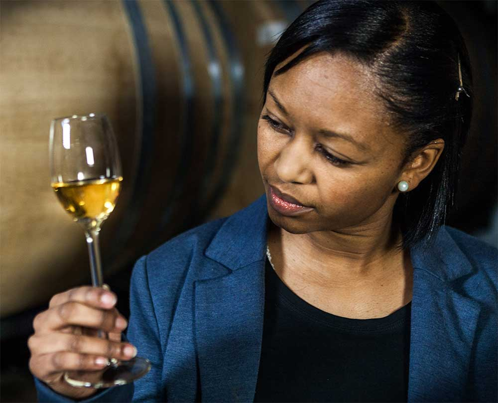 Natasha Boks - Winemaker