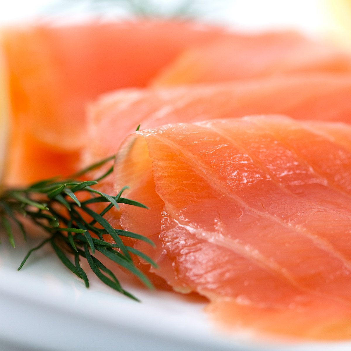 Chardonnay Food suggestion - Smoked Salmon