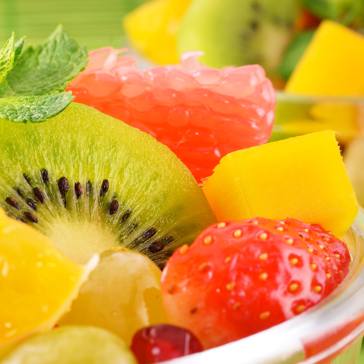 Special Late Harvest Food suggestion - Fruit Salad