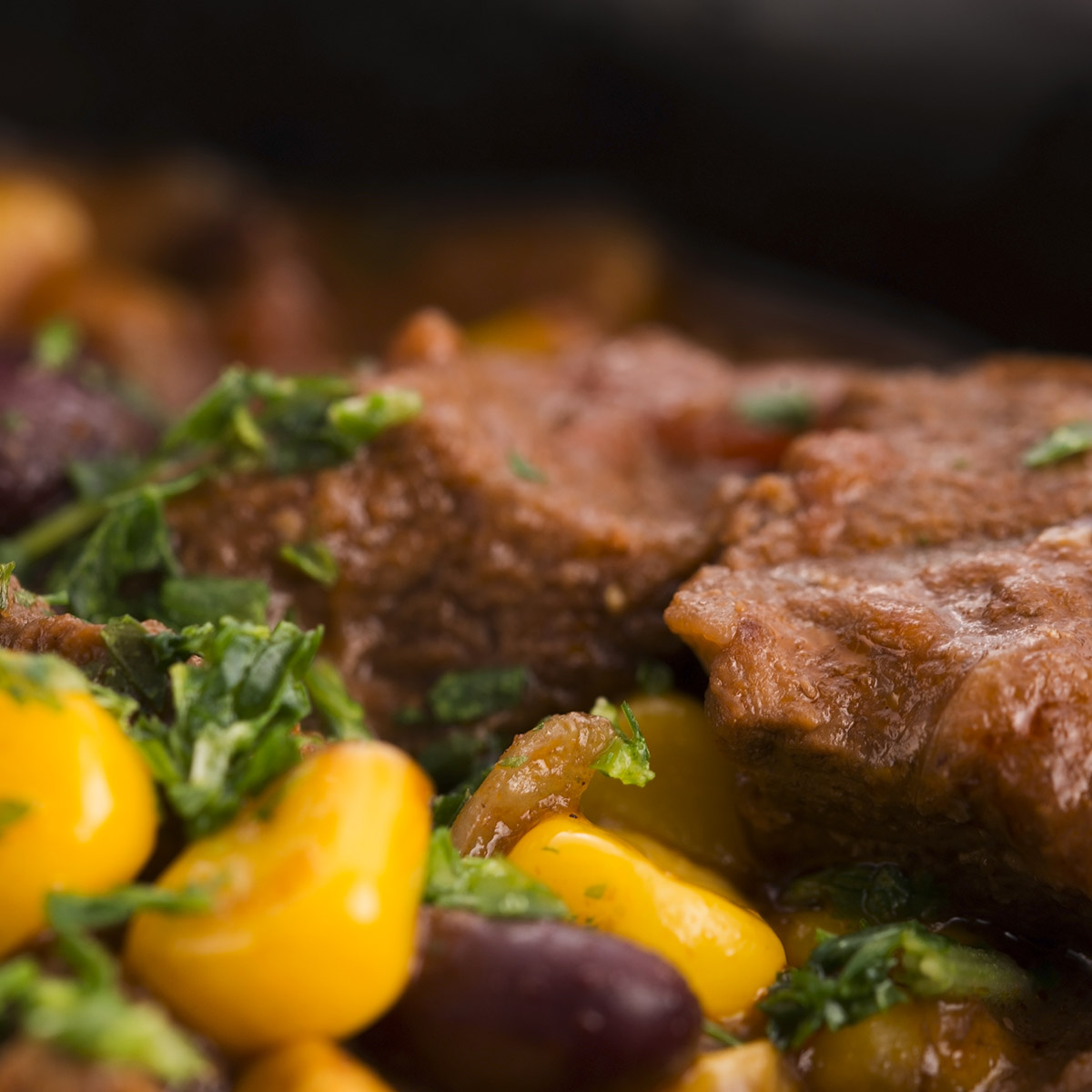 Pinotage Food suggestion - Venison Casserole