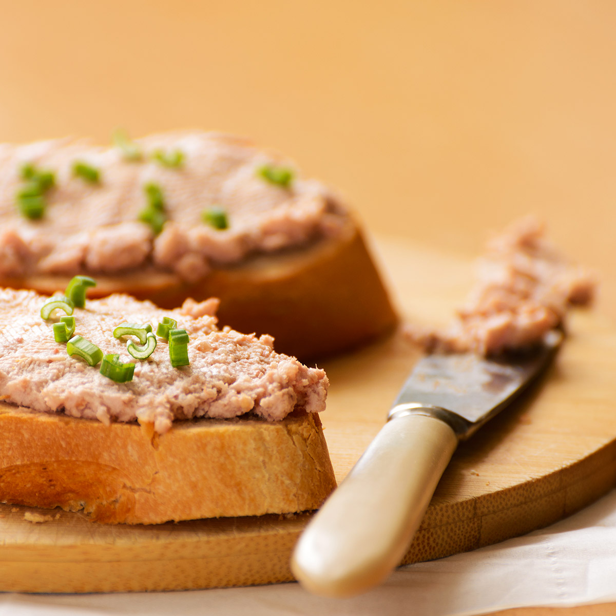 Noble Late Harvest Food suggestion - Pâté
