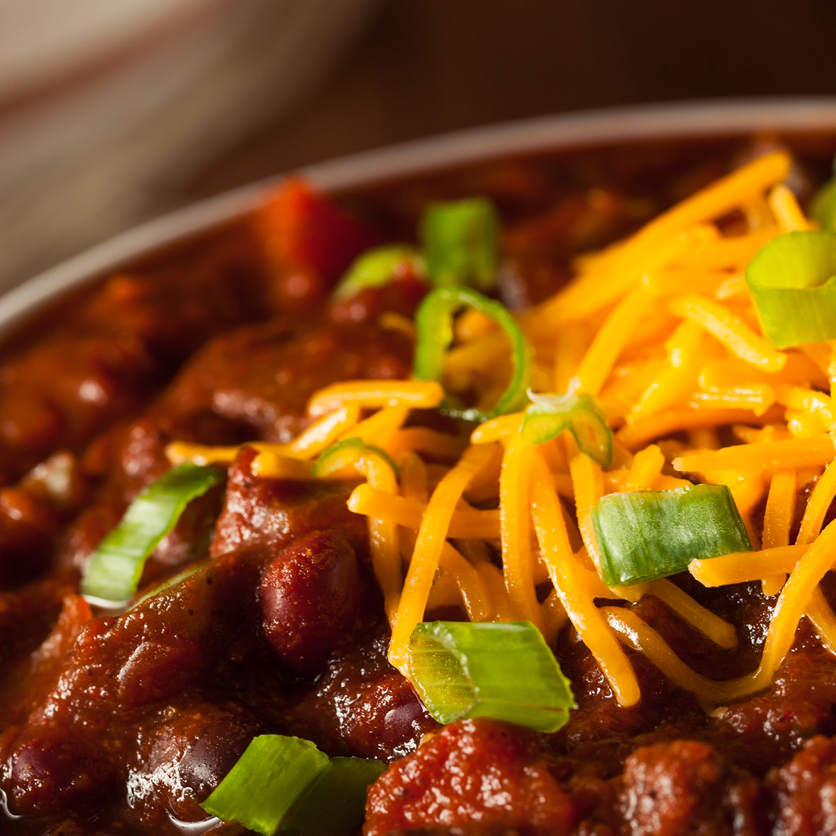 The Motorcycle Marvel Food suggestion - Chili Con Carne
