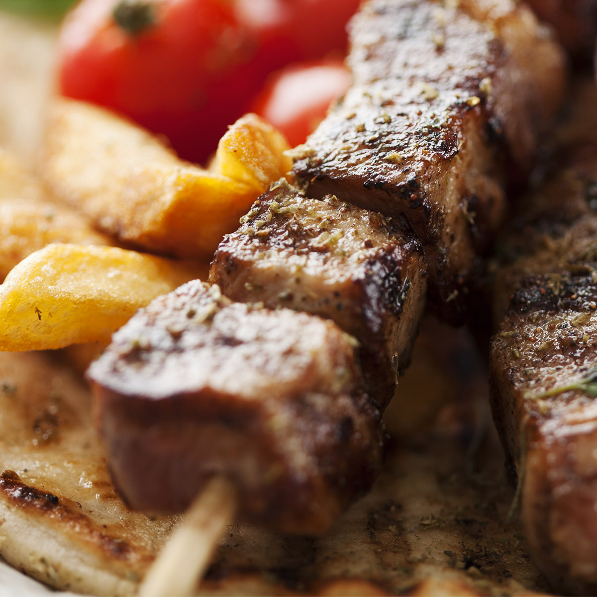 Duet Food suggestion - Souvlaki