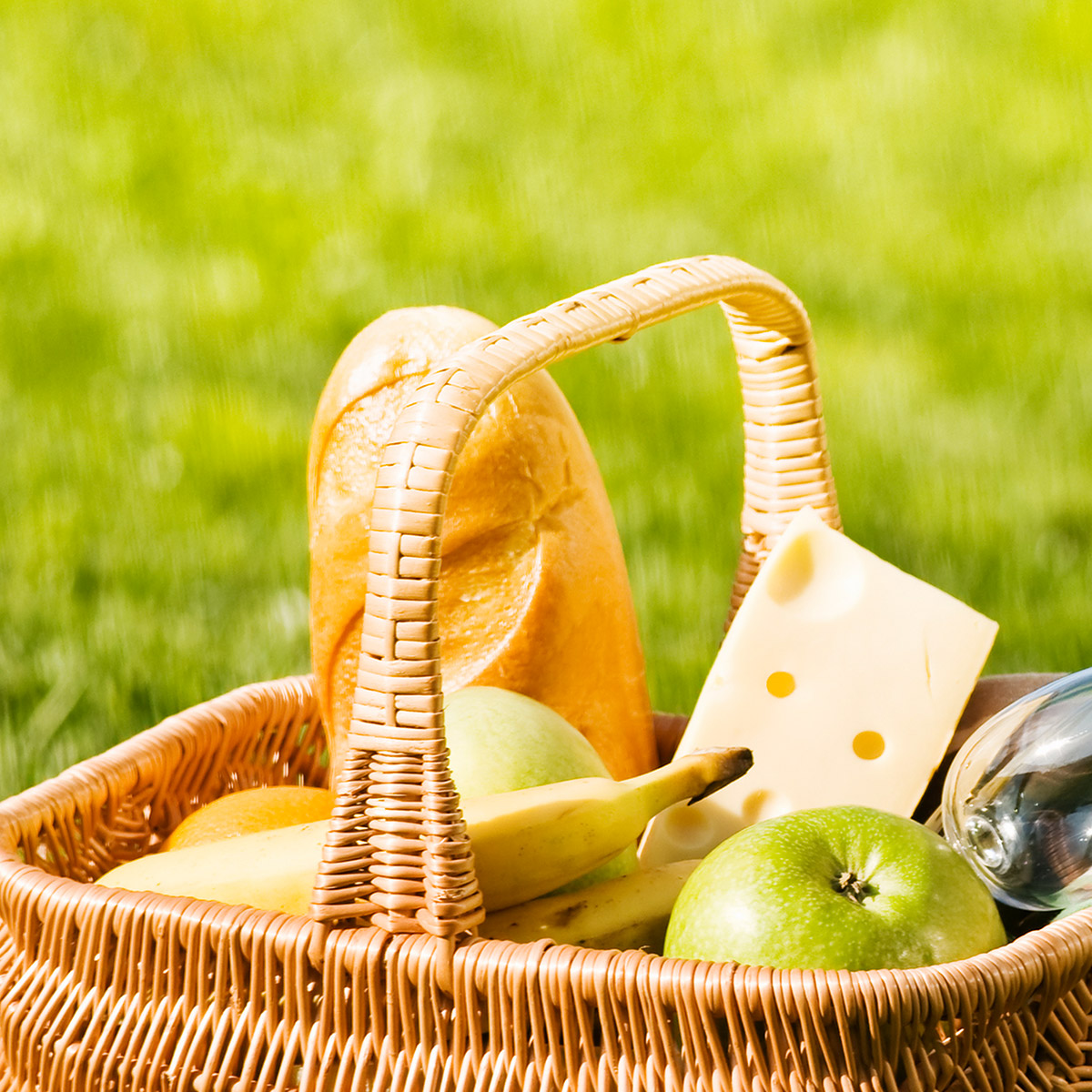 Pinot Grigio Food suggestion - Picnics