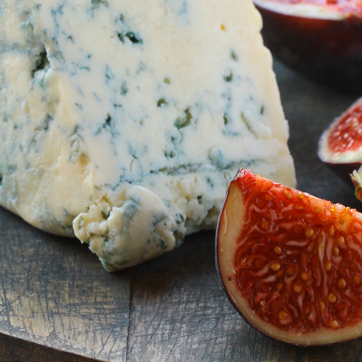 Noble Late Harvest Food Suggestion - Blue Cheese and Figs