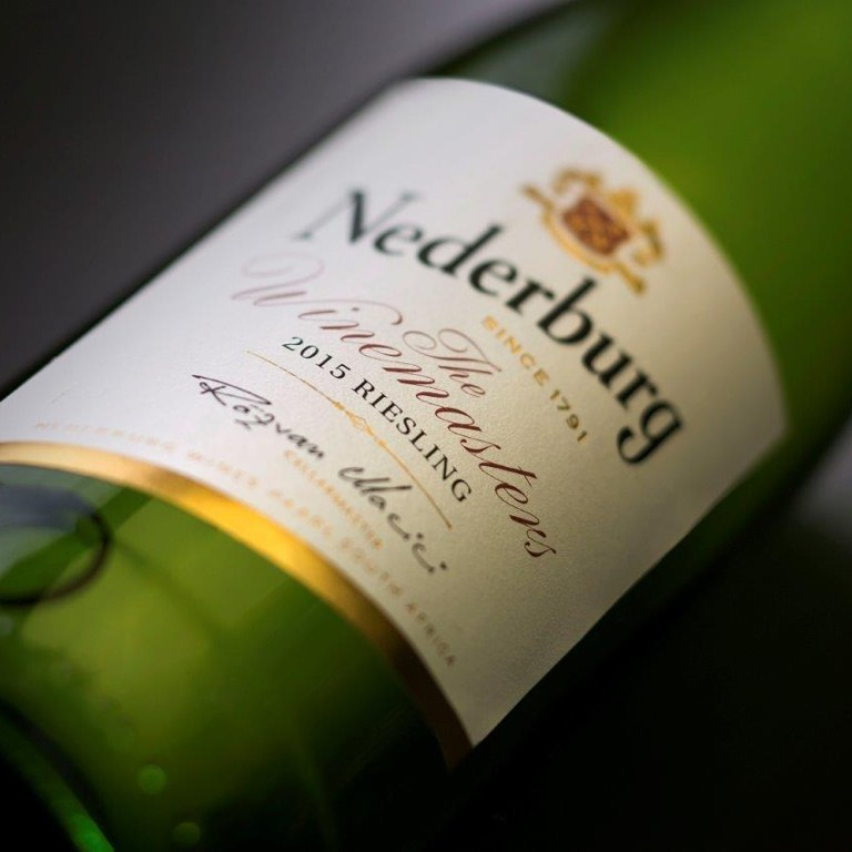Nederburg The Winemasters Riesling 2015 The Highest Scoring SA Wine At International Competition