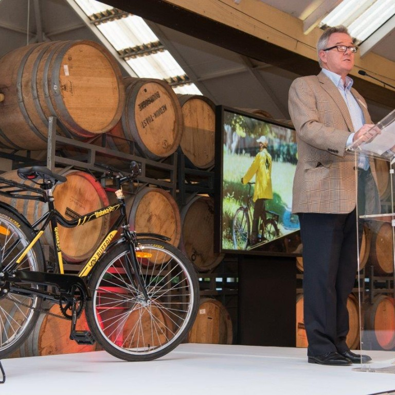 Qhubeka And Nederburg Launch First Bicycle Assembly Facility In The Western Cape