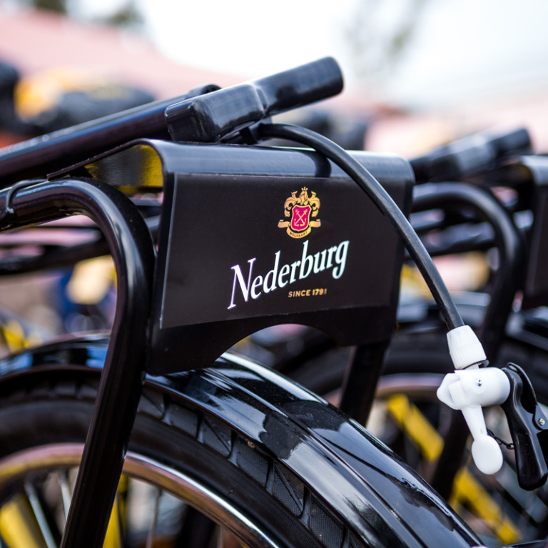 First 50 Qhubeka Bicycles Assembled At Nederburg To Benefit Local Community