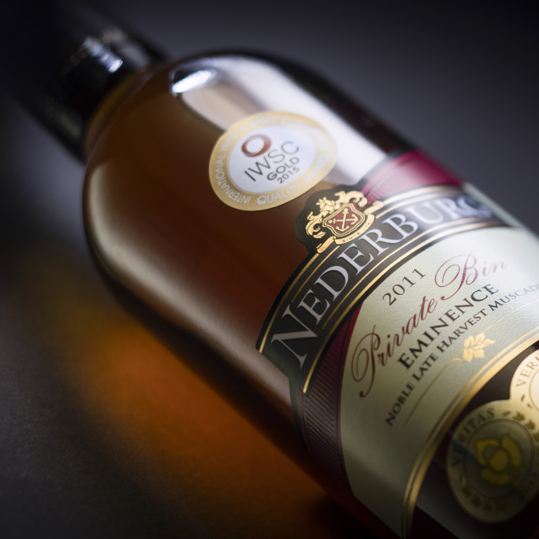 Nederburg Shines At London's International Wine & Spirit Competition