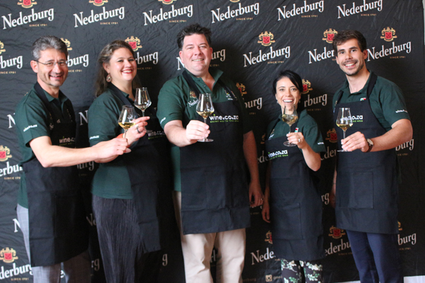 NEDERBURG TEAM SOUTH AFRICA 2018 TO COMPETE AT WORLD BLIND TASTING CHAMPIONSHIP IN FRANCE
