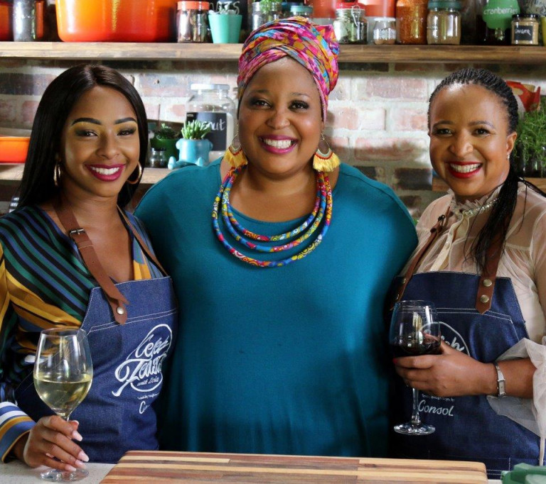DIG INTO DELICIOUSNESS AND THRILLING STORIES WITH NEDERBURG AND ZOLA NENE